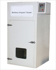 Battery Impact Tester