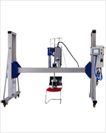 Chair Seat Surface Impact Tester