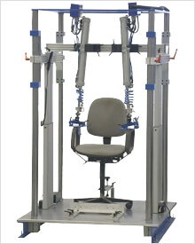 Office Chair Armrest Testing Machine