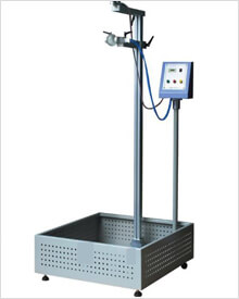 Steel Ball Drop Impact Tester