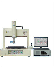 Three Axis Key Pressing Load Test Machine