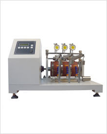 NBS Plastic Rubber Abrasion Tester