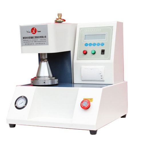 Automatic Paper Bursting Pressure Strength Test Machine1