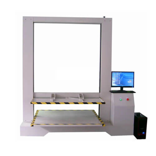 Corrugated Carton Compression Strength Tester 2