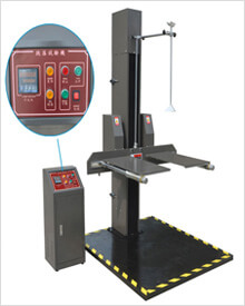 Double-Arm Free Drop Testing Machine