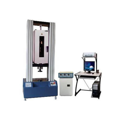 High And Low Temperature Tensile Testing Machine 2