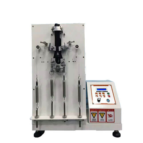 Luggage Zipper Reciprocating Fatigue Testing Machine 1