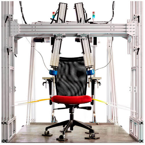 Office Chair Armrest Testing Machine 1