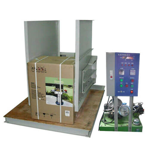 Standard Box Clamping Force Testing Machine 2