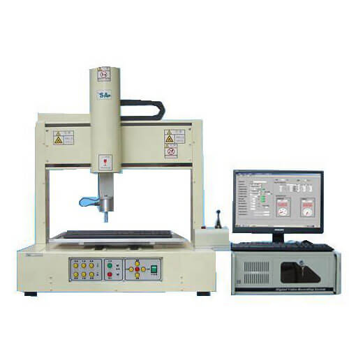 Three Axis Key Pressing Load Test Machine 1