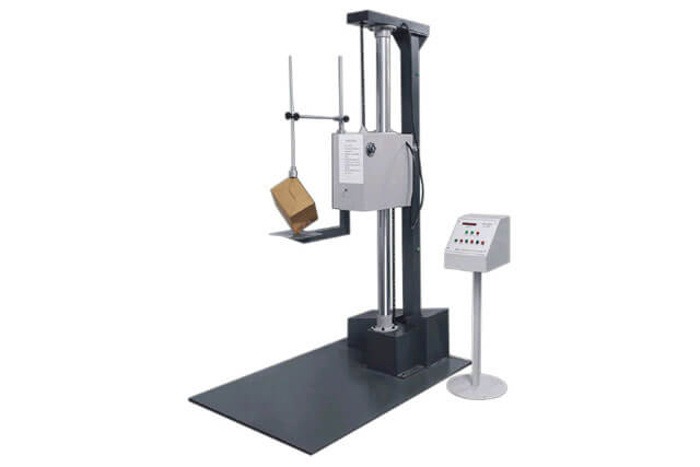 7 Digital Free Drop Weight Impact Testing Instrument