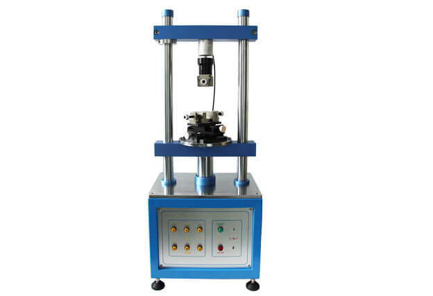 2.Rubber Key Switch Button Force Position Test Machine