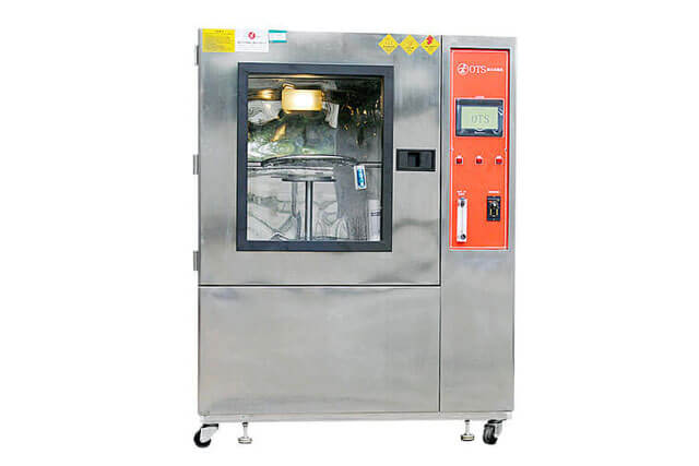 2.Water Spray Test Chamber IPX1 X8 Level Explain