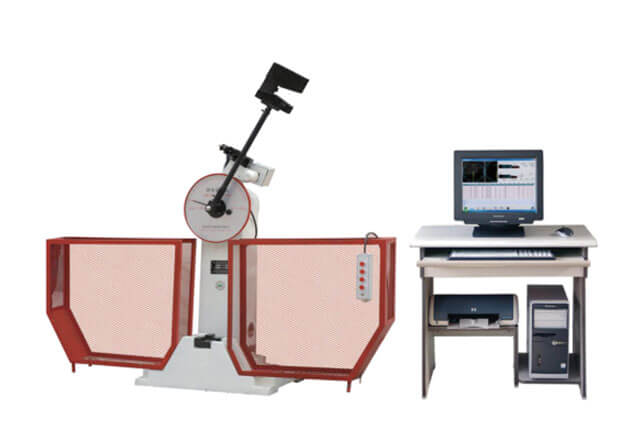 The Maintenance Of Charpy Impact Tester